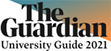 The Guardian University Guide 2021