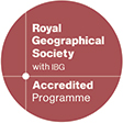 Royal Geographical Society with IBG Accredited Programme