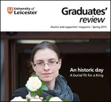 Front cover graduates review 2015