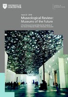 museological review front cover