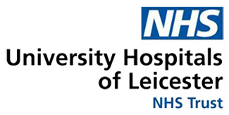 university hospitals of leicester logo