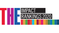 Times Higher Education university impact rankings
