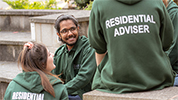 residential advisers from oadby student village