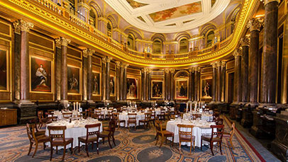 Drapers' Hall awards dinner venue