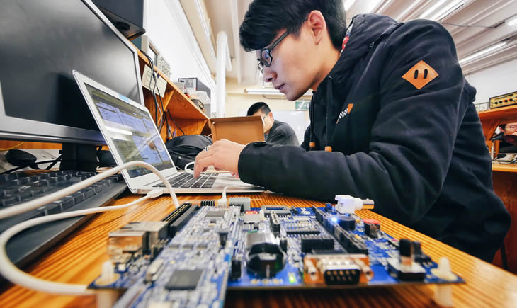 Embedded Systems and Control Engineering — University of Leicester