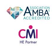 AMBA and CMI logos