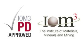 IOM3 PD approved logo