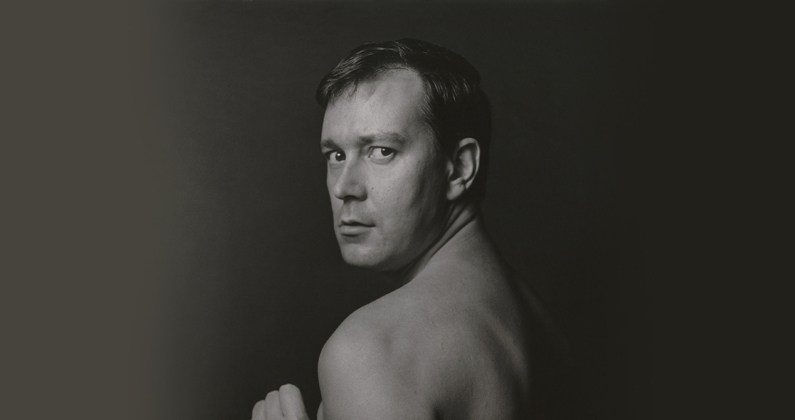 portrait of Joe Orton
